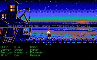 PC - The Secret of Monkey Island (1990) | La Cueva de los